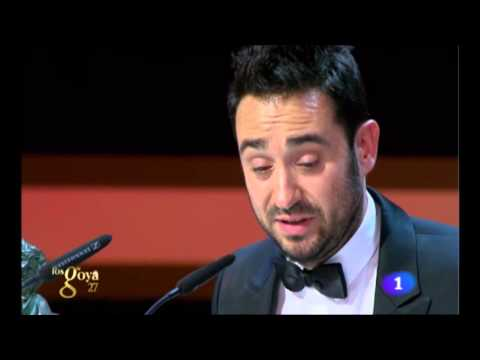 Juan Antonio Bayona gana el Goya a la Mejor Dirección en 2013