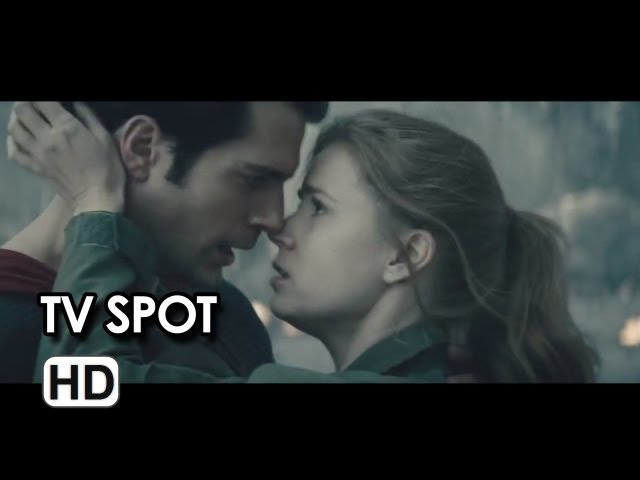 Man of Steel TV SPOT - Hope (2013) Henry Cavill Superman Movie HD