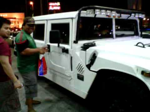 Hummer Filipino Service Youtube