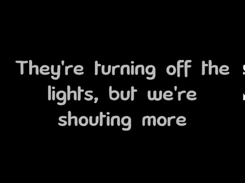 The Script - Millionaires (Lyrics)