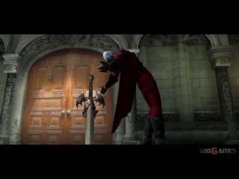 Devil May Cry - Gameplay PS2 HD 720P (PCSX2)