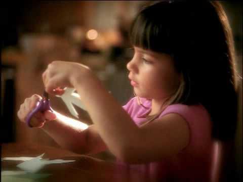 Childhood Obesity and Kids Nutrition PSA: Paper Dolls