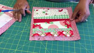Quilt As You Go The Easy Way