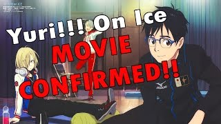 More Yuri!!! On Ice?! New Film Confirmed