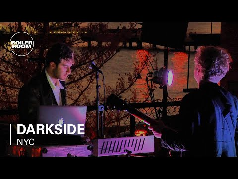 DARKSIDE LIVE in the Boiler Room NYC