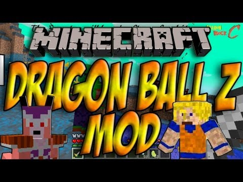 Minecraft 1.5.2/1.5.1 - Como Instalar DRAGON BALL MOD - ESPAÑOL [HD] 1080p