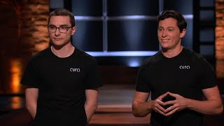 Aira Snags a Last-Minute, Multi-Shark Deal - Shark Tank