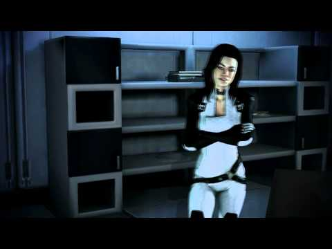 Mass Effect 3 - Miranda Lawson Sex Scene