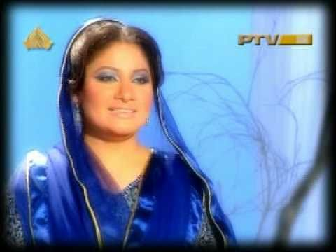 Hina Nasrullah sings Baba Bulleh Shah (Ishq Samandar Dil De...