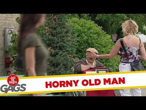 Old Man Loves Pretty Women - Öregember nem vénember
