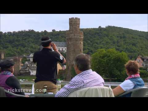 European Travel Skills: Cruise and Wine on the Rhine