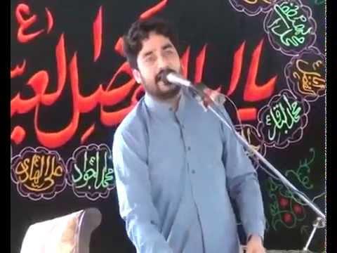 Zakir Waseem Abbas Baloch 30 August 2014 Shahadat Bibi Zainab Sa Gohar Shah Jhang video