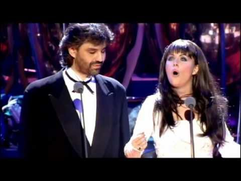 Sarah Brightman - Sarah Brightman & Andrea Bocelli - Time to Say Goodbye (1997) [720p]
