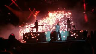 Odesza Across The Room Ft Leon Bridges A Bumbershoot A Moment Apart Tour First Show