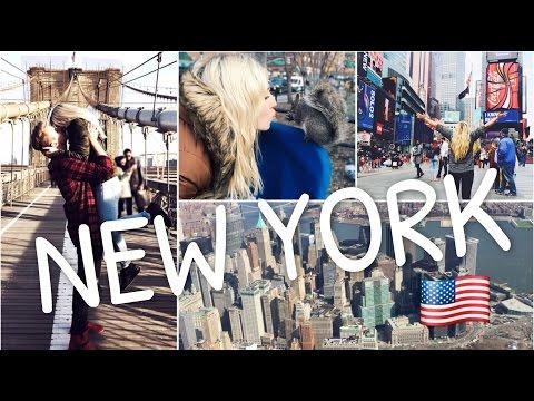 NEW YORK ♥ FOLLOW ME AROUND | BibisBeautyPalace