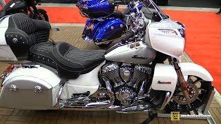 2018 Indian Roadmaster - Walkaround - 2018 Montreal Motorcycle Show