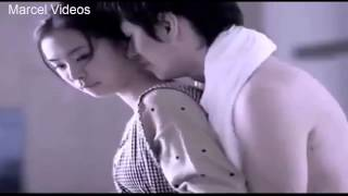 Hot kiss A Girl in kitchen MMv