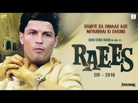 Raees Trailer - Cristiano Ronaldo In As Raees HD thumbnail