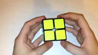 Jak ułożyć kostkę 2x2x2 Metoda podstawowa - lbl