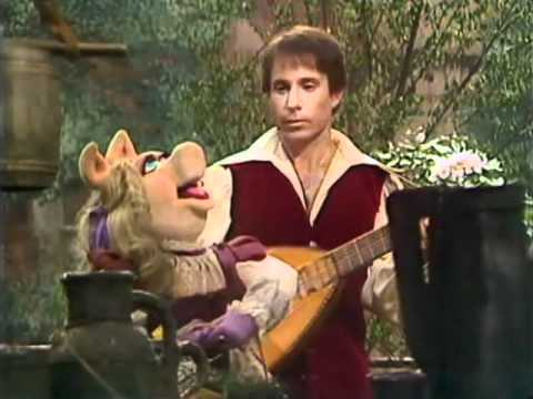The Muppet Show - S5 E11 P1/3 - Paul Simon