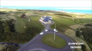 Kingsbarns Golf Links Aerial Tour