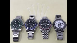 4 Hardest to get Rolex Watches Compared
