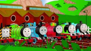 Thomas And His Friends Song.