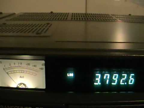 YAESU FT-102 80M DX - HAM RADIO