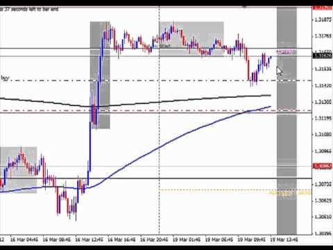 Bank forex trader