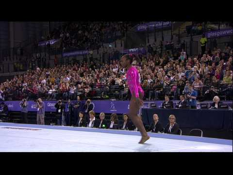 Elizabeth Price (USA) Floor