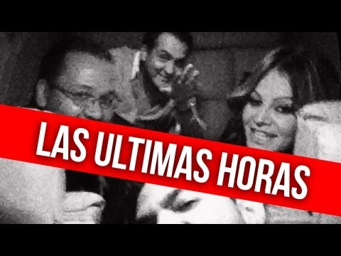 Las Ultimas Horas de Jenni Rivera Documentadas