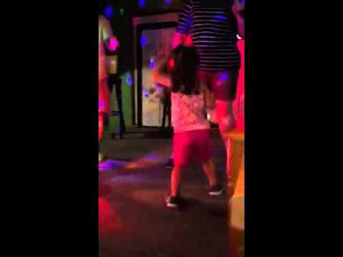 Karaoke at Asia Cafe