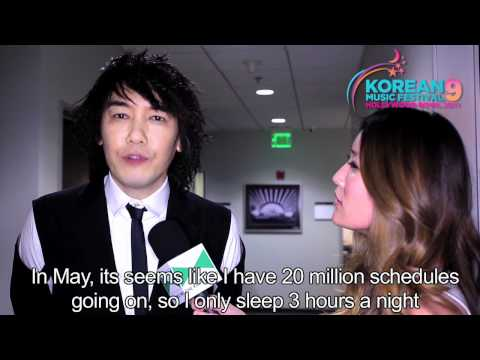 KMF9 - Kim Jang-Hoon - Exclusive Interview