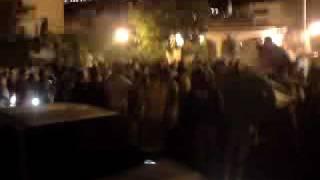 Algerie-Egypte_ la joie a Tlemcen