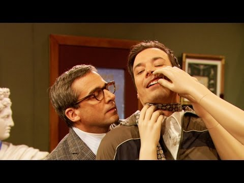 Real People, Fake Arms with Steve Carell and Justin Timberlake , Part 2