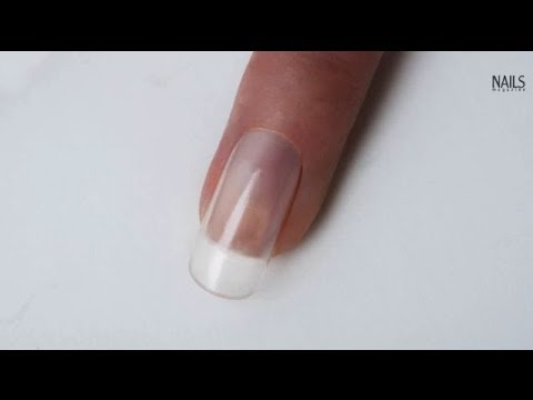 How to File a Round Nail Shape