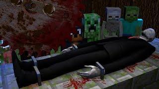 Monster School: KILL SLENDERMAN CHALLENGE!! - Minecraft Animation