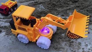 Xe xúc lật, đồ chơi xe xúc lật cho trẻ em