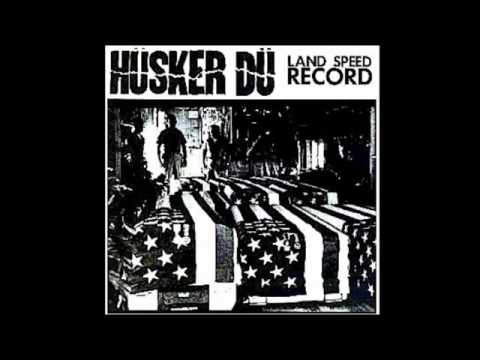 Hüsker Dü - Land Speed Record (Full Album)