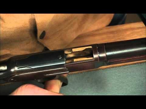 The Winchester Model 1873 Lever Action Rifle