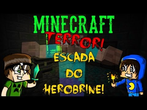 Minecraft Terror: Escada do Herobrine