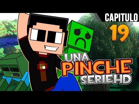 Minecraft: Una Pinche Serie HD Ep. 19 I Matadero de Vacas o Trampa para Alka I