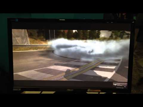 Intel Haswell demo at GDC 2013 has GRID 2 playing without a hitch