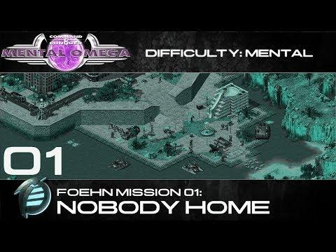 Mental Omega 3.3 // Foehn Mission 01: Nobody Home