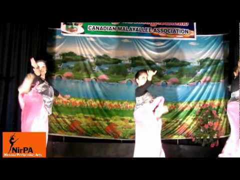 Contemporary -Bollywood-Folk style Dance by Nirvana Performing Arts [NirPA], Toronto