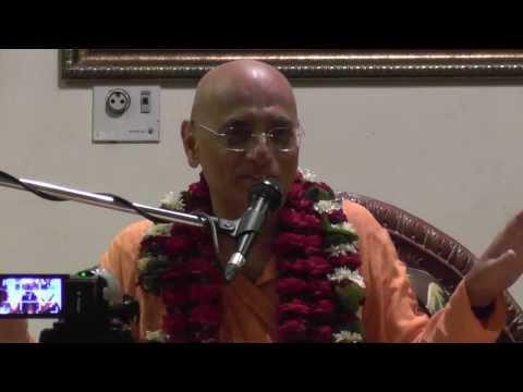 H.h Bhakti Caru Swami Maharaj Krishna Lila  1 ( Kartik 2013 ) video
