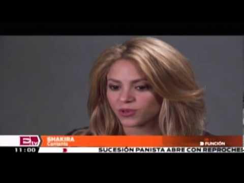 Shakira recibe felicitación de Britney Spears por dueto con Rihanna / Función con Adrián Ruiz