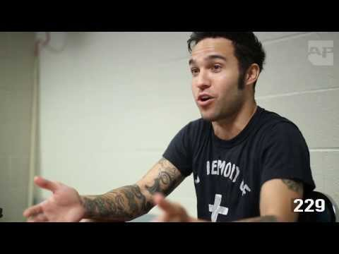 300 Seconds With Pete Wentz