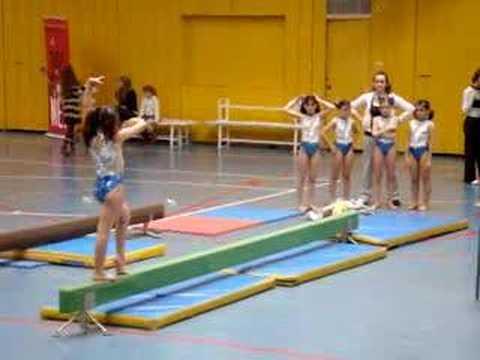 gimnasia deportiva zaira 30 03 08 barra youtube On gimnasia deportiva