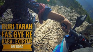 Extreme Offroad Nepal-China Border to Pokhara | Delhi to Mustang Day 6 Part 2